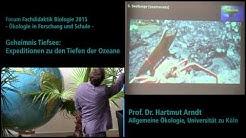 Geheimnis Tiefsee // Forum Fachdidaktik Biologie 2015 // Universität zu Köln