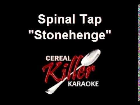 CKK - Spinal Tap - Stonehenge (Karaoke)