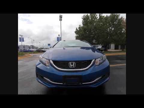 2015 Honda Civic Oak Lawn IL PLC9306