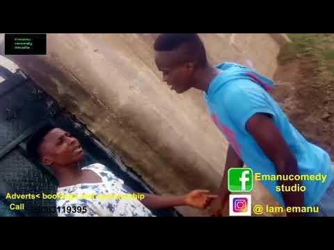 Video: Emanu comedy - The foolish church boy
