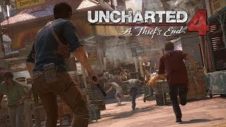 Official Extended E3 2015 Gameplay Demo - Uncharted 4: A Thief