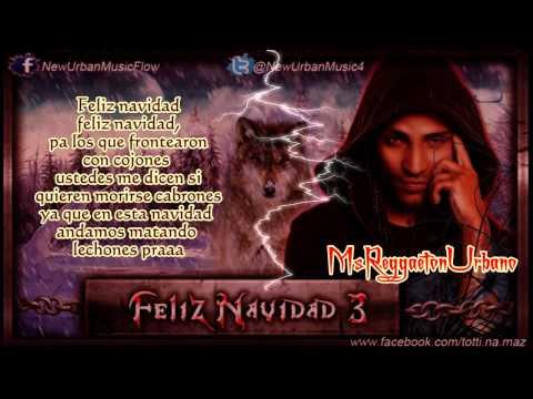 Arcangel -Feliz Navidad 1,2,3,4,5 (Letra/Lyrics) (Original) (Tiraera) Flow Factory