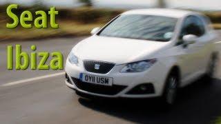 Seat Ibiza Ecomotive 2011 Videos