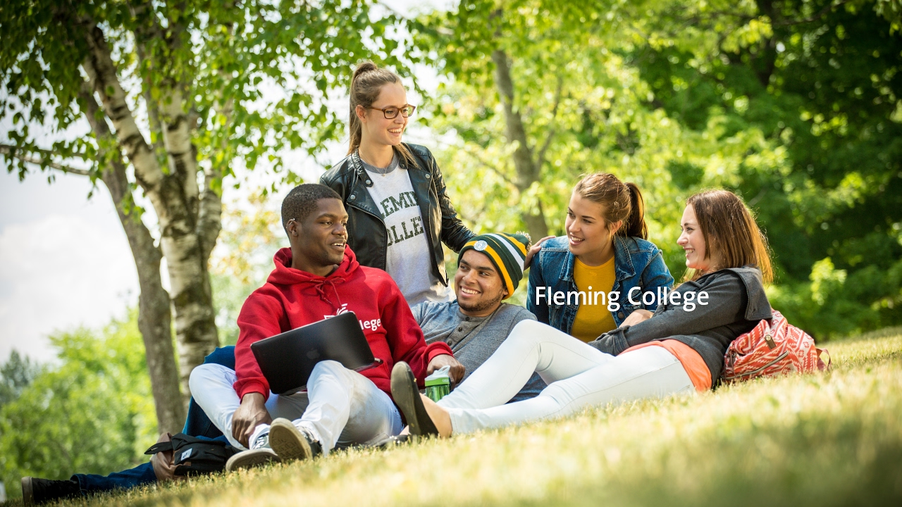Convocation : Fleming College