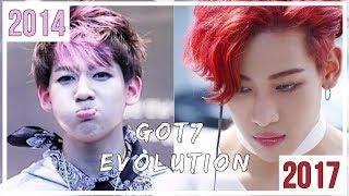 Baixar GOT7 EVOLUTION || 2014 - 2017