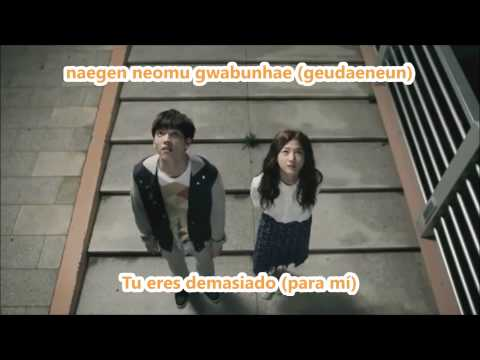 Junggigo (Feat. Min Woo (Boyfriend)-Too Good -{Hi School love On Ost parte 1}-{Sub español}