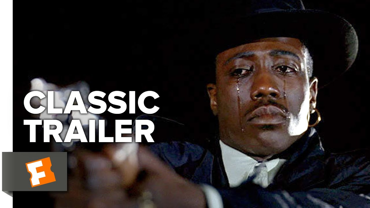 New Jack City (1991) Official Trailer - Wesley Snipes, Ice-T Movie HD