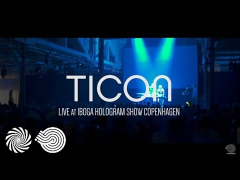 Ticon @ Iboga Hologram Show Full Set