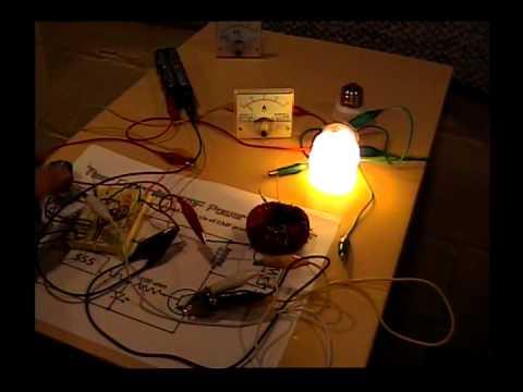 CFL Tube Driver Circuit