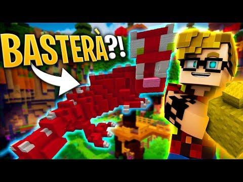 BASTERÀ UN T-REX SENZA UN BRACCIO PER VINCERE?! - Build Battle