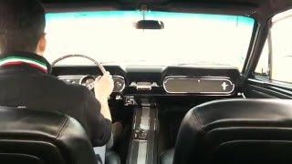 Mustang 66 k code 289hipo fresh engine drive
