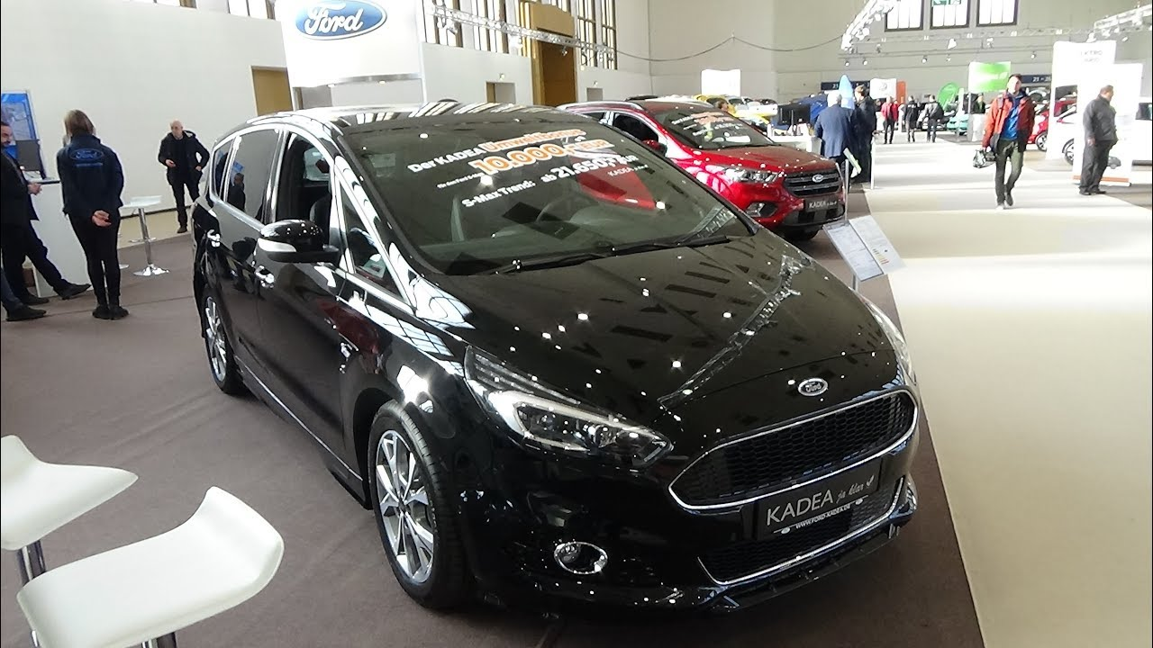 2019 ford s max st line exterior and interior autotage. Black Bedroom Furniture Sets. Home Design Ideas