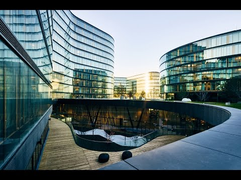 The development of Erste Campus in 30 seconds