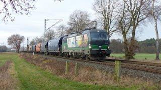 Bahnverkehr an der Nordstrecke  #1