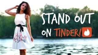 How to STAND OUT on TINDER! Relationship Advice for Women @LayanBubbly