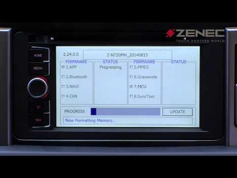 ZENEC Australia: How To Update the Software in your Zenec Device