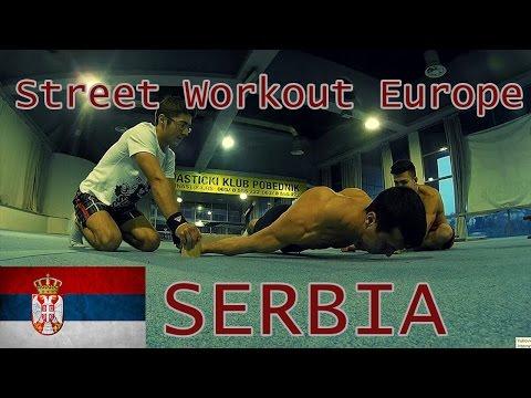 Street Workout EUROPE - SERBIA [HD]