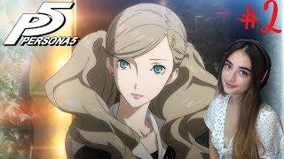 Shujin Academy - Persona 5 Gameplay Walkthrough - Part 2