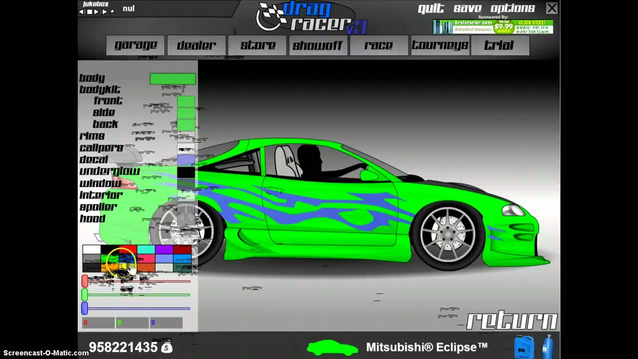 drag racer v3- fast and furious on steroids - YouTube