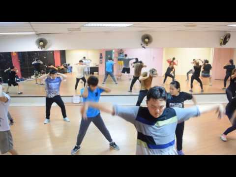 Nalvin Sim | The Need To Know Wale | Choreography Class | Motion Family