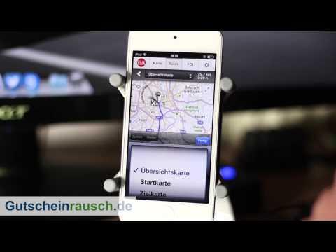 Falk Maps App im Test auf Gutscheinrausch.de