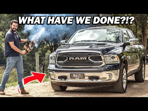 2020 RAM 1500 | AUSTRALIA'S NEW BEST 4X4?