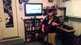 Chevelle - The Clincher Bass Cover