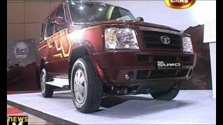 Tata Sumo Gold worth Rs 5.23 lakh launched -  NewsX
