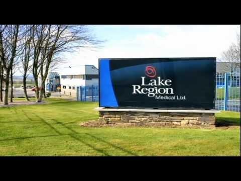 Irish Medical Technology Industry Excellence Awards 2011 - Lake Region