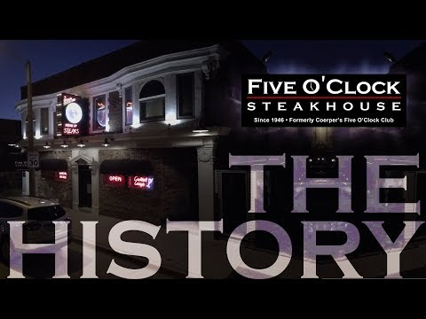 The history behind the Five O Clock Steakhouse, a Milwaukee tradition since 1946