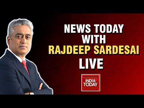 Farmers' Capital Rampage: Big Self Goal By Farmers' Unions? Newstoday LIVE With Rajdeep Sardesai thumbnail