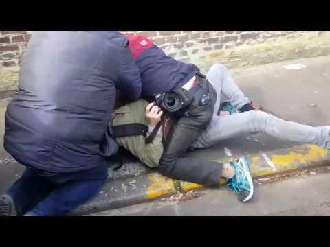 """Hénin-Beaumont : un photojournaliste interpellé ce dimanche matin, """"inadmissible"""" pour son agence"""