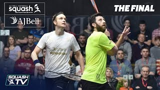 Squash: Willstrop v Selby - AJ Bell British National Championships 2019 Final Roundup