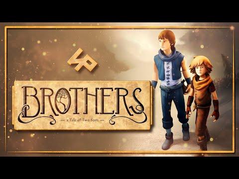 Brothers: A Tale of Two Sons. Одна из лучших игр в истории | Игрореликт