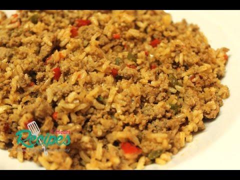dirty rice turkey sausage