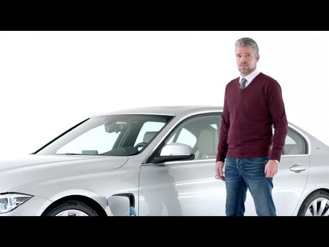 BMW 3 Serie (F30)   BMW 3 Serie Plug-in Hybride (BMW.nl)