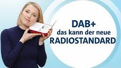 UKW kennt man, aber was genau ist eigentlich DAB+?