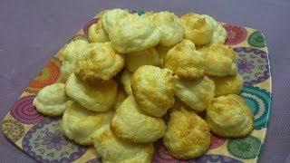 БреннерТВ. #32. Кокосовое печенье. Диетические кокосовые пирамидки