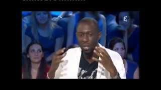 Thomas N'Gigol - On n'est pas couché 16 octobre 2010 #ONPC