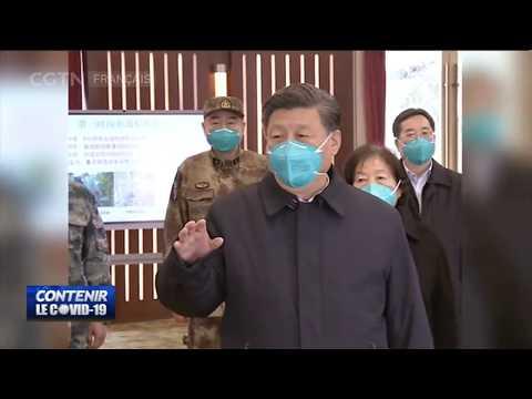 le-président-chinois-xi-jinping-promet-la-victoire-contre-le-coronavirus-à-wuhan