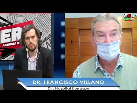 Francisco Villano del Hospital Iturraspe