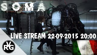 SOMA LIVE STREAM Walkthrough 1 - ITALIANO ITA - By VRG