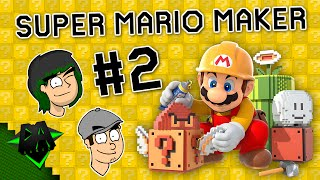SUPER MARIO MAKER PART TWO - TERROR ON THE PORT BOW! - DAGames