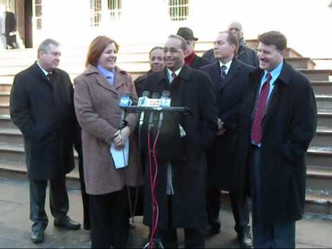 Council endorsement 2010 - MEMBERS OF THE NYC COUN...