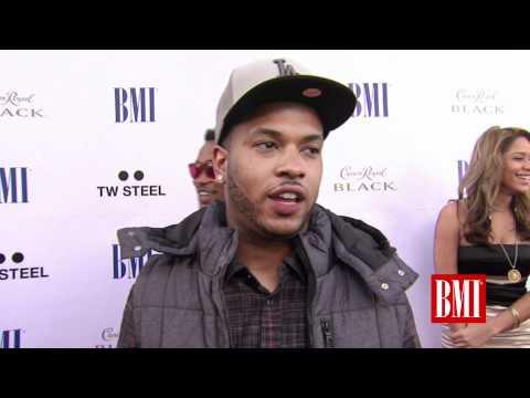 Kane Beatz Interviewed at BMI Urban Awards 2011