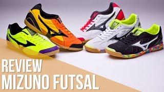 Sapatilhas Mizuno Futsal: Premium In - Sala Club 2