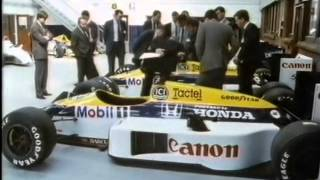 1988 Equinox - Toys For the Boys - The 1988 Season with Williams Grand Prix
