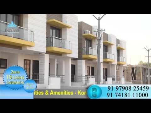 2BHK Flats and Villas at Ranipet, Walajah, Vellore district, Tamilnadu (2 Hrs from Chennai)