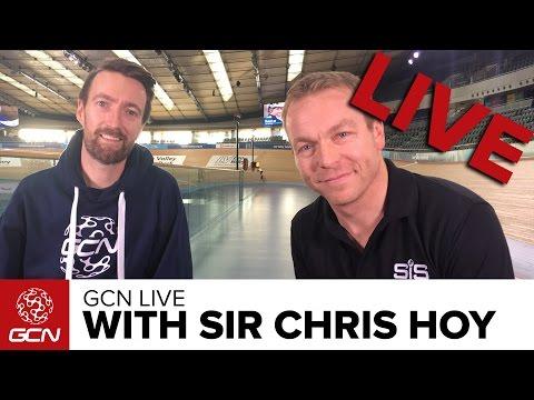 Ask Sir Chris Hoy Anything