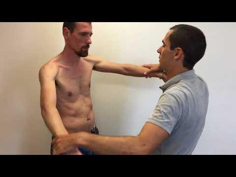Les grands tableaux cliniques d'une épaule douloureuse